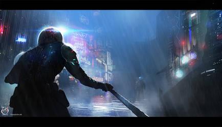 The Last Rain by Hachiimon