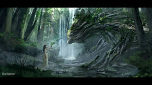 The Princess and the Forest Guardian