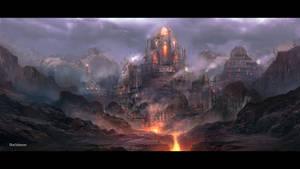 The forging castle
