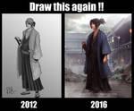 Draw this again meme!!