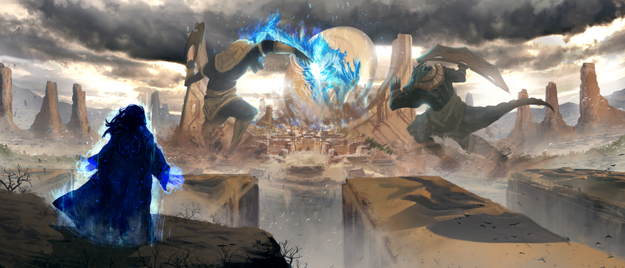 full arcane xerath vs nasus and renekton by hachiimon on