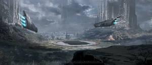 Planet 00B49 by Hachiimon