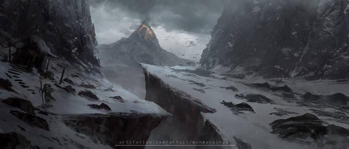Black Mountain Pass [SOLD]