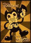 Bendy and the Ink Machine Chapter 2 Contest Entry