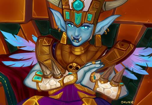Queen Talanji