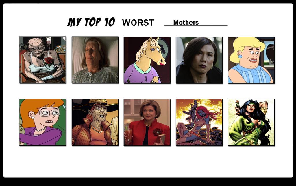 Top Ten Worst Days - TheTopTens®