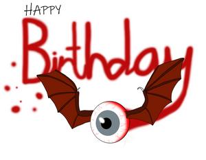 Happy Birthday Bateye