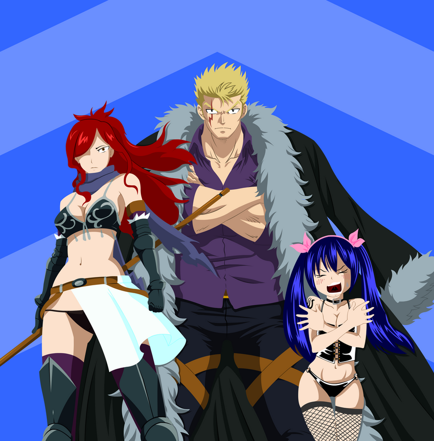 Fairy Tail Favorites by Balnazar