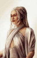 Queen of Meereen by GraceZhu