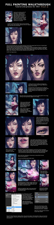 Full Painting Tutorial 2
