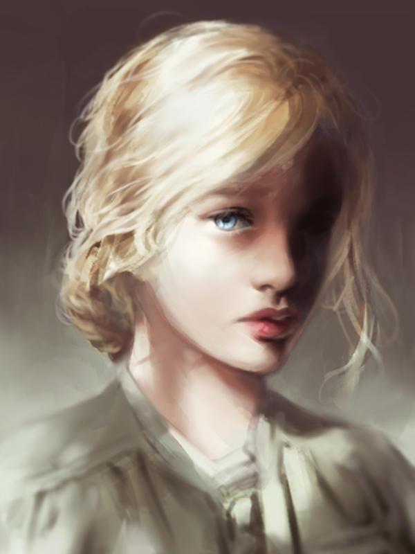 Young Lumen by GraceZhu