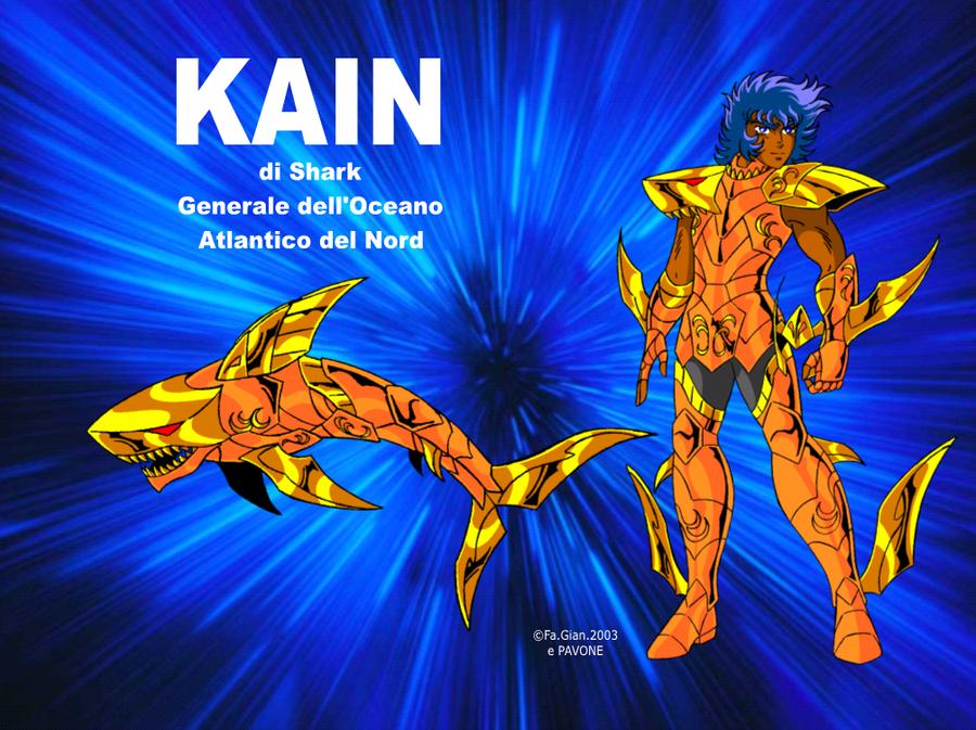 Kain di Shark by FaGian