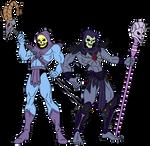 Skeletor e Skeletor