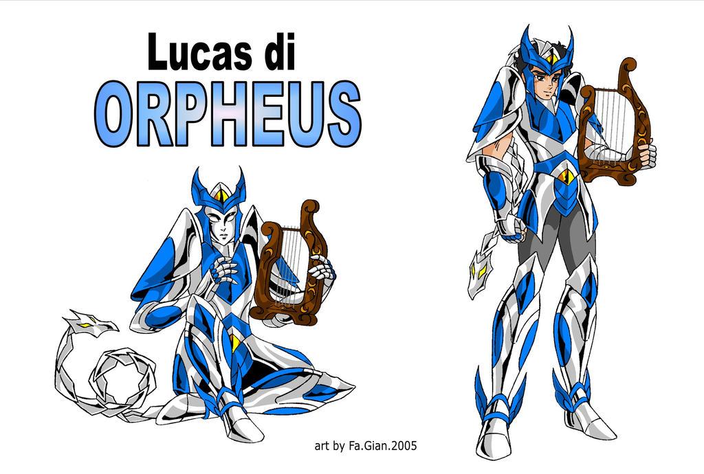 Lucas di Orpheus by FaGian