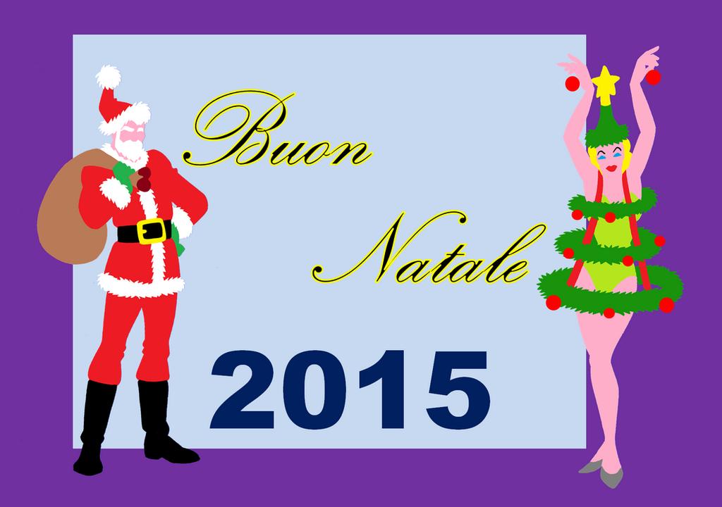 Auguri di Natale 2015 by FaGian
