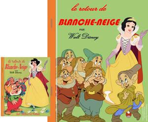 le retour de BLANCHE-NEIGE (1957)
