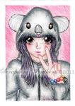 Secret Request: Koala Kigurumi