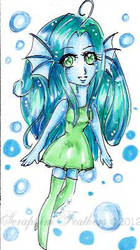 Naren Chibi by SeraphimFeathers