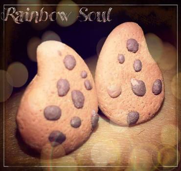 orecchini gocciole by rainbowsoulFIMO