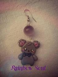 orecchino koala by rainbowsoulFIMO