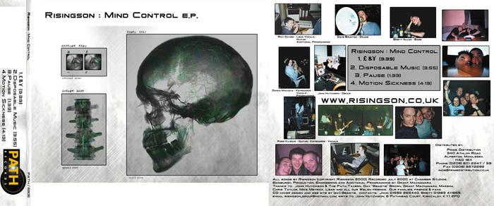 Risingson - Mind Control