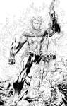 Jim Lee Justice League Variant Cover