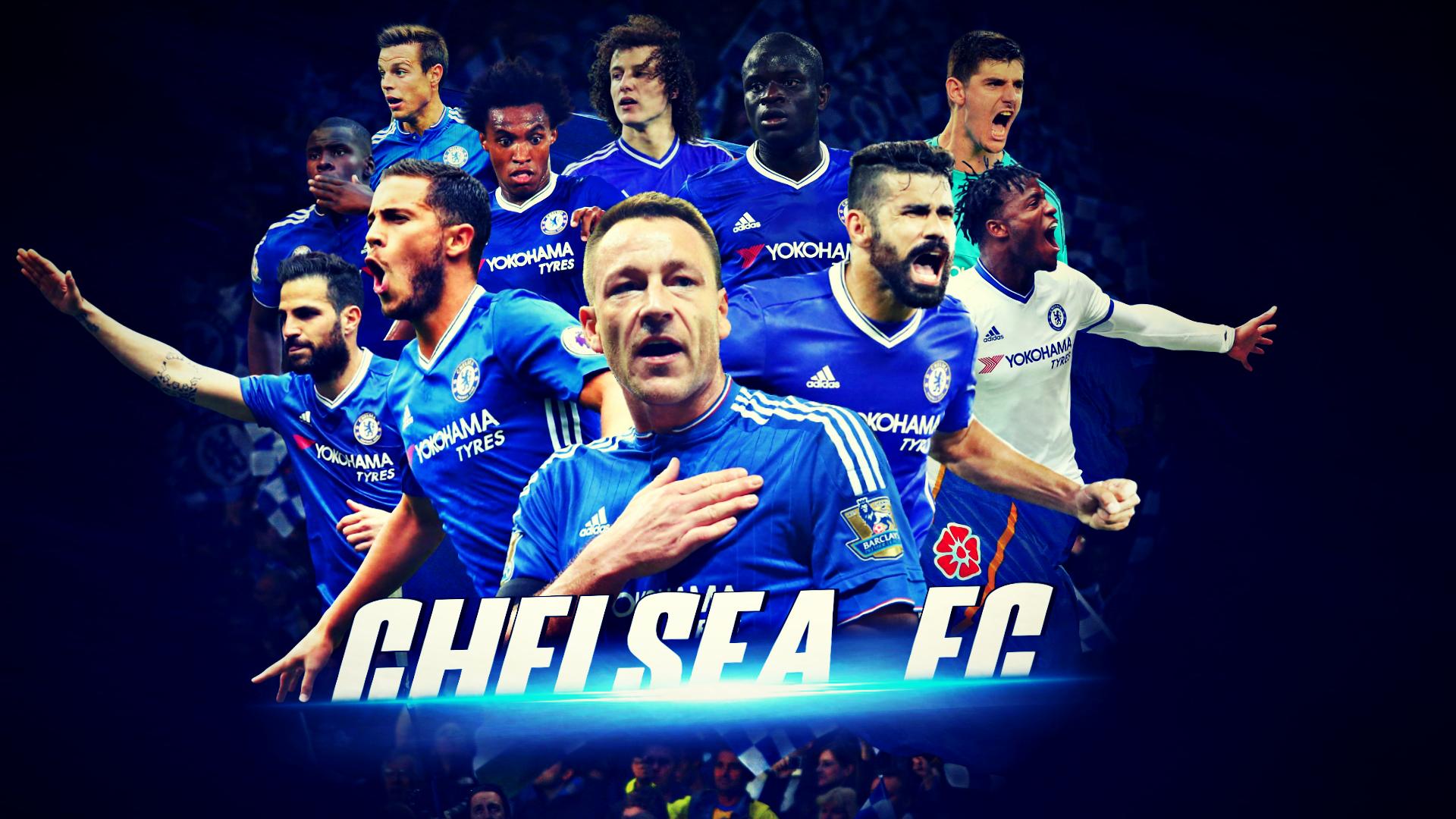 Chelsea 16/17 Wallpaper by TDECFC on DeviantArt