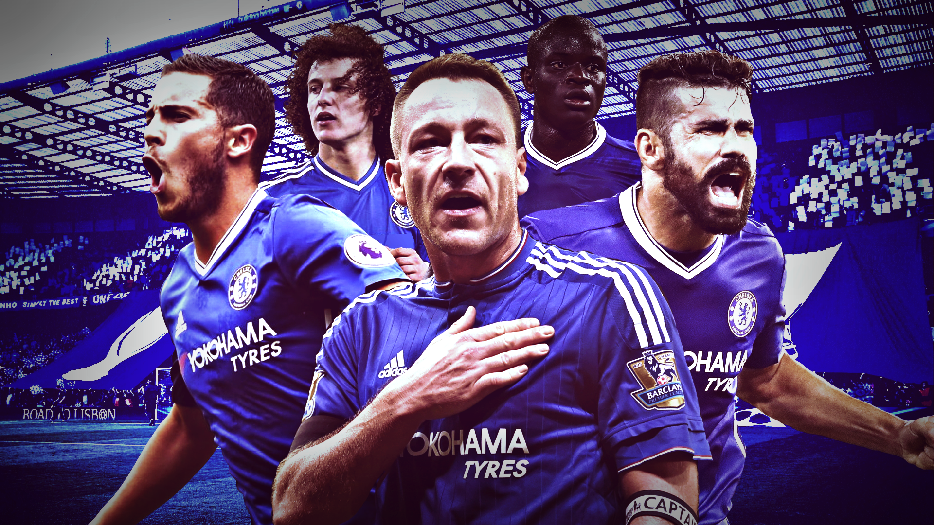 TDECFC 1 0 Chelsea Wallpaper By