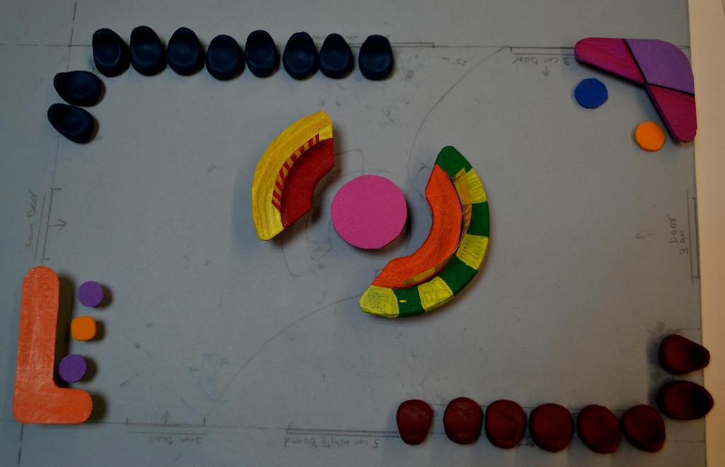 Classroom Design Models ~ Classroom design d model by rrajoria on deviantart
