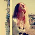 Hot weather. by Lileinaya