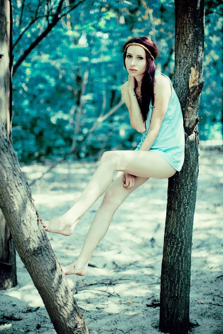 Turquoise. by Lileinaya