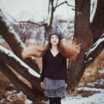 lavander halo by Lileinaya