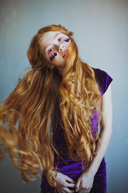 Violet by Lileinaya