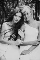 Sweet sisters by Lileinaya