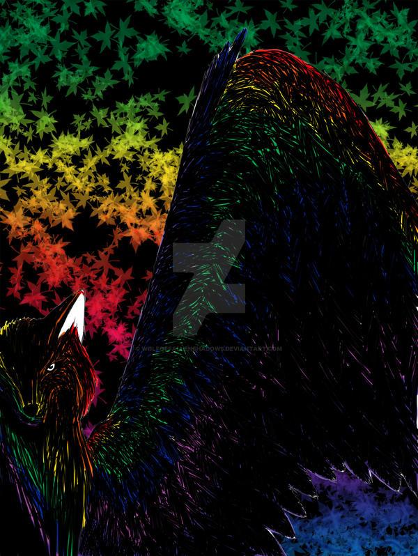 OC: Prizm by WolfofFallenShadows