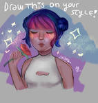 Lola Benedit Draw this on your style [NOT MINE]