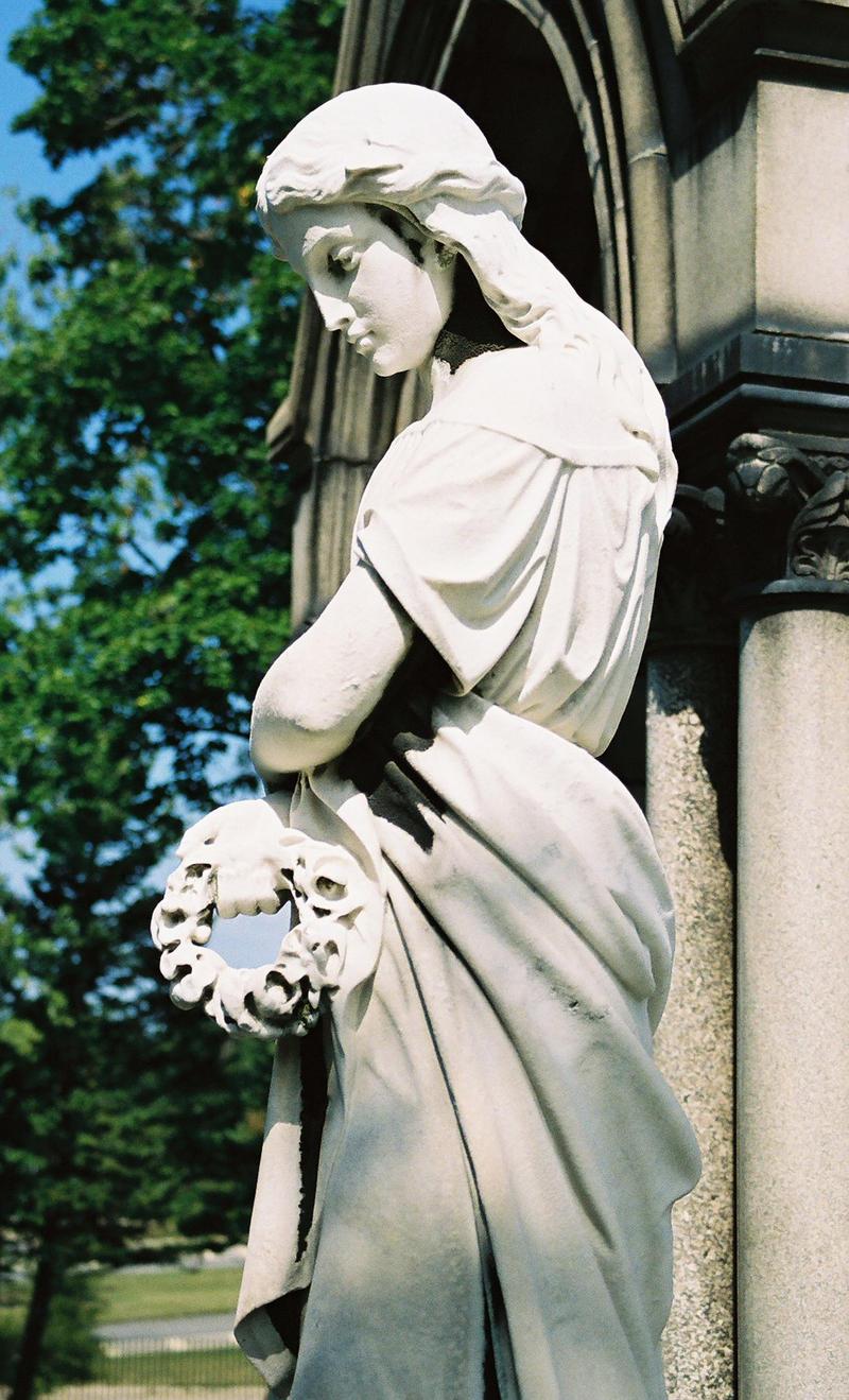 Statue 9 by Catt22489