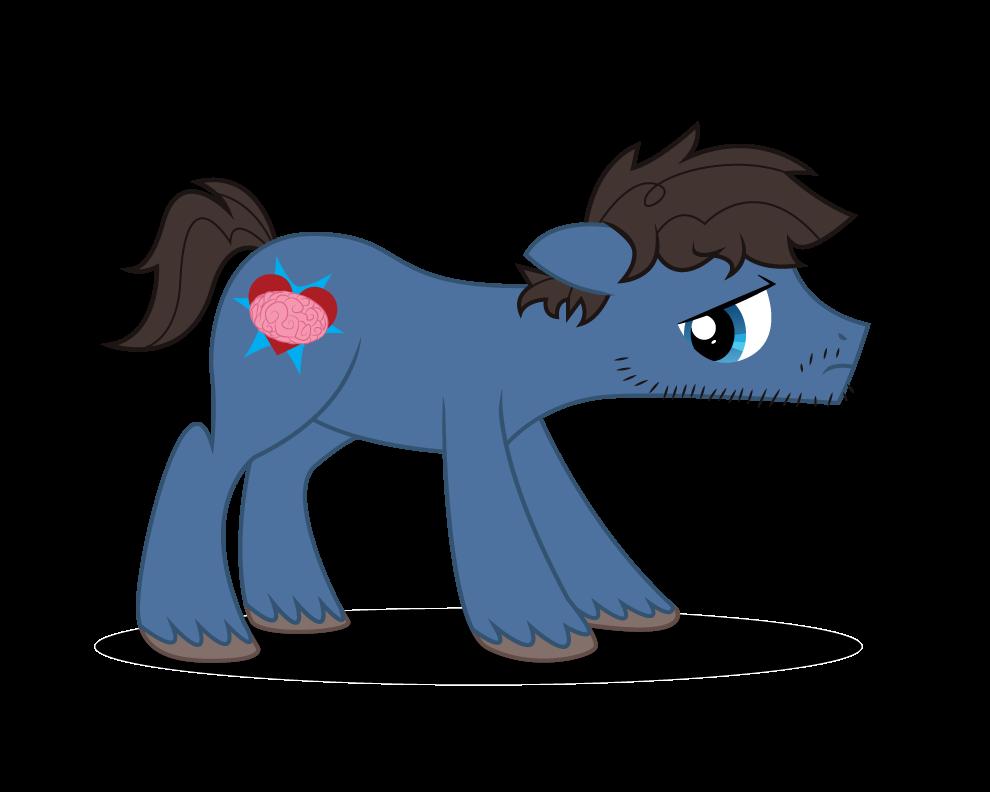 Will Graham pony by vangir