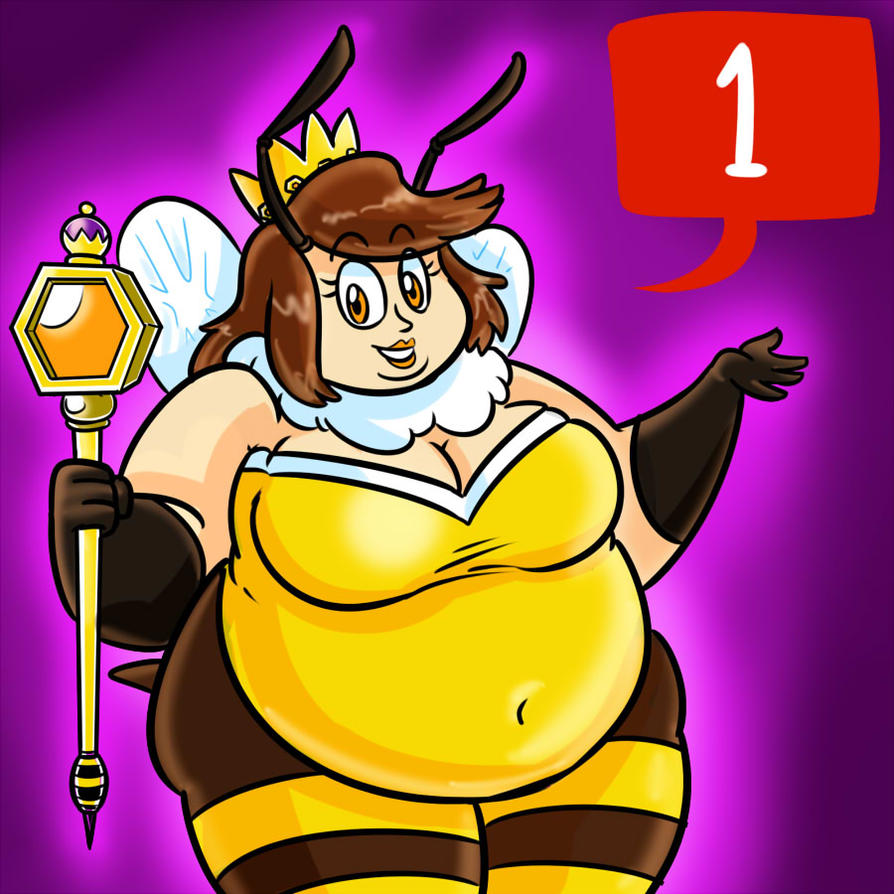 New ask blog: Buzz the Queen! by RoyalJellySandwich