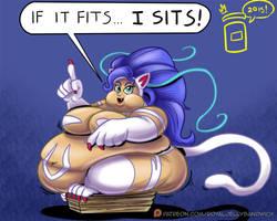 (Patreon) 'Fit' Felicia by RoyalJellySandwich