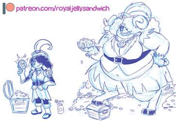 [Patreon] Mary by RoyalJellySandwich