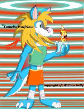 Yumeko Wolfclaw