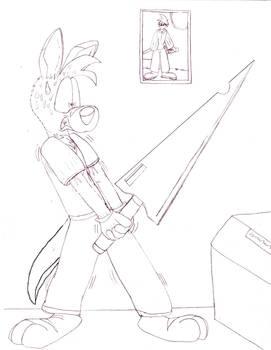 Big sword