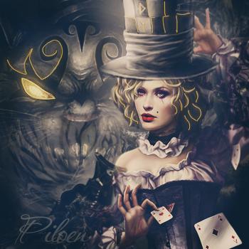 Galería de tesoros de Piloen - Página 2 Hatter_girl_by_monickitta-dbpu9d4