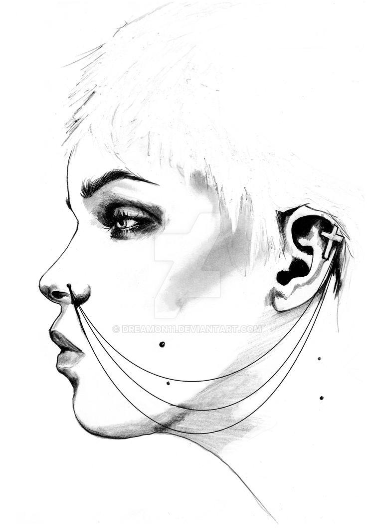 Meghan Collison by DreamOn11