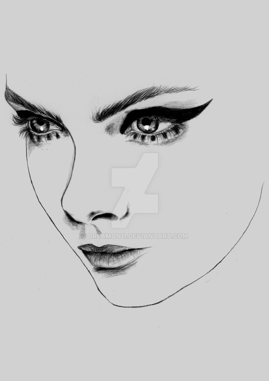 Cara Delevingne by DreamOn11