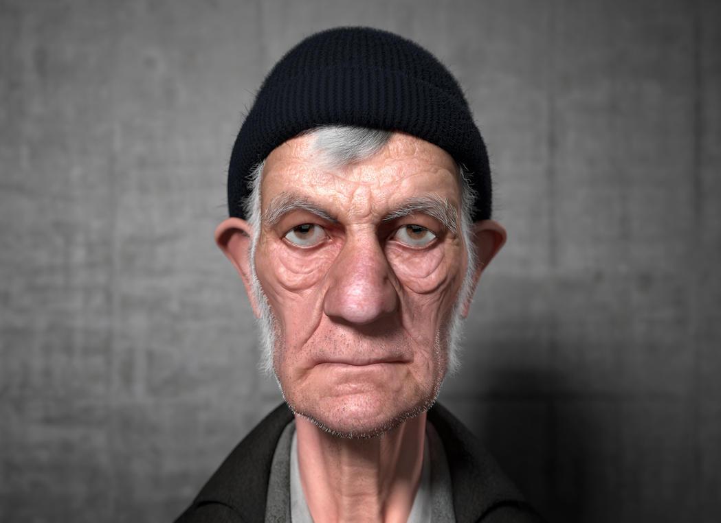 OldMan by CAK1776