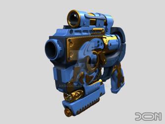 Gun for Mister P.I.G
