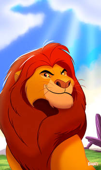 King Mufasa