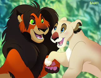 Paw Hold by Bahati-Lioness